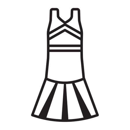 cheerleading: cheerleading dress