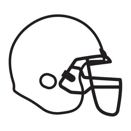 casque de football américain
