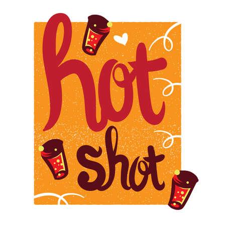 shot: hot shot design