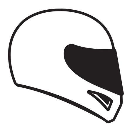 motorcyclist: motorcyclist helmet