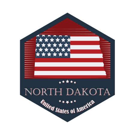 dakota: north dakota label