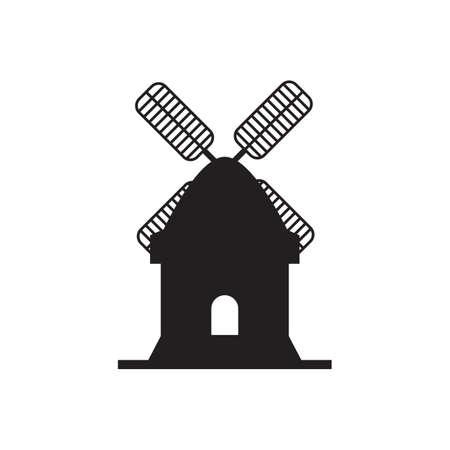 netherlands: windmill kinderdijk netherlands