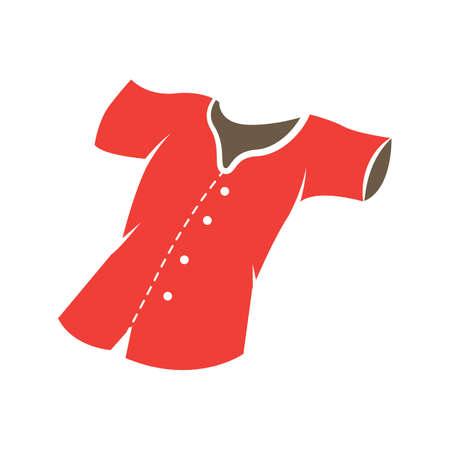 blusa: blusa Vectores