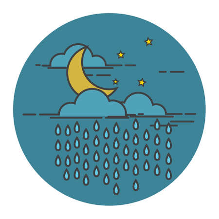 rainfall: rainfall in night