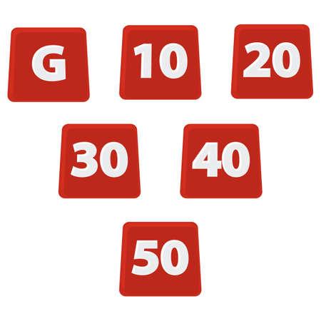 distance marker: football distance marker