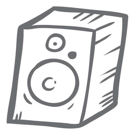 woofer: speaker box