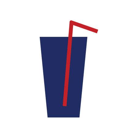 takeaway: coke in takeaway cup