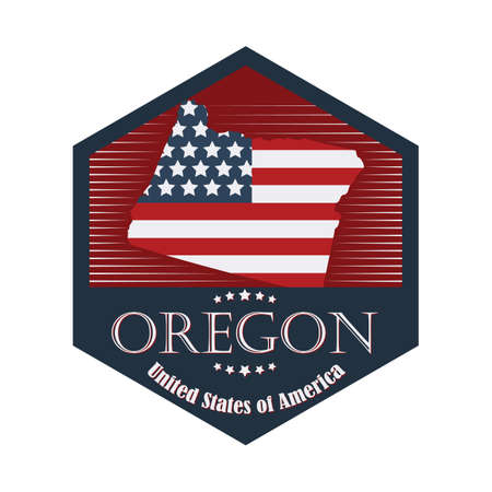 oregon: oregon label