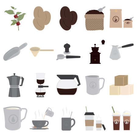 measuring spoon: coffee collection