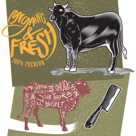 slaughtering: beef slaughtering
