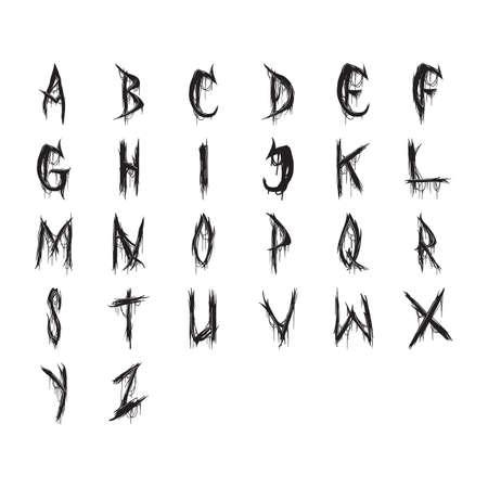 s w o t: alphabet set