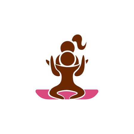 body massage: girl giving a full body massage