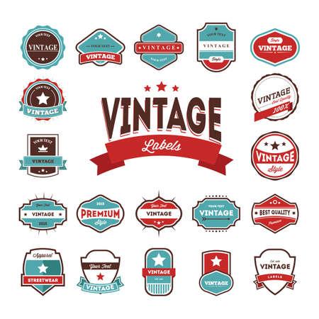 batch: set of vintage labels