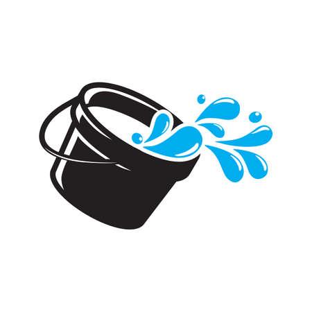 wateremmer Stock Illustratie