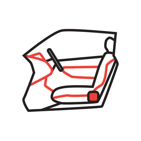 spare part: car interior seat