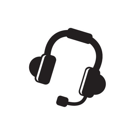 headset: headset Illustration
