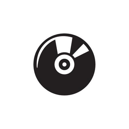 disk: compact disk Illustration