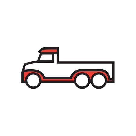 spare part: pickup truck