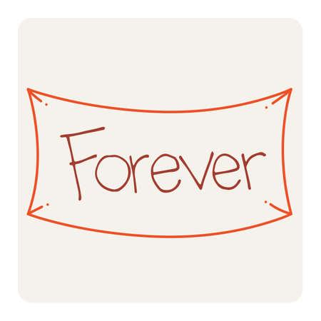forever: forever Illustration