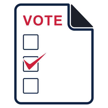 checklist: voting checklist