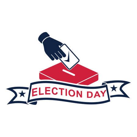 선거일 스톡 콘텐츠 - 52584733