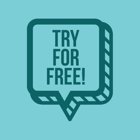 essayez de marqueur libre
