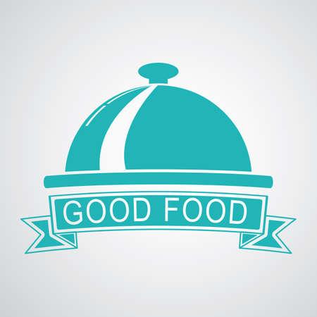 comida rica: buena etiqueta de los alimentos