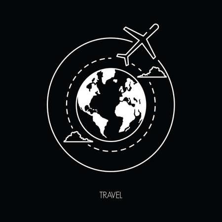 airway: travel icons