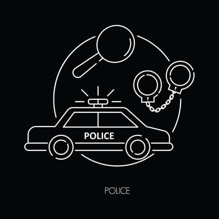 basic law: imprisonment icons