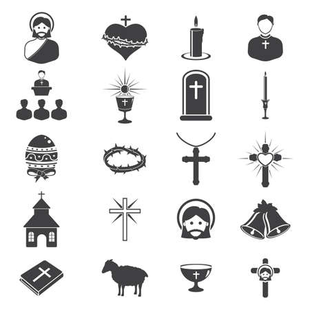 catholic religion icons