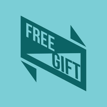 free gift: free gift label
