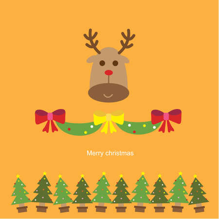 x mas card: christmas greeting card