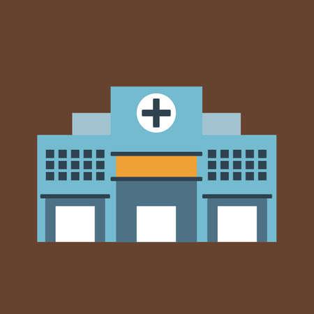 heathcare: hospital building