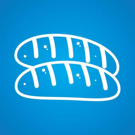 loaf: loaf Illustration