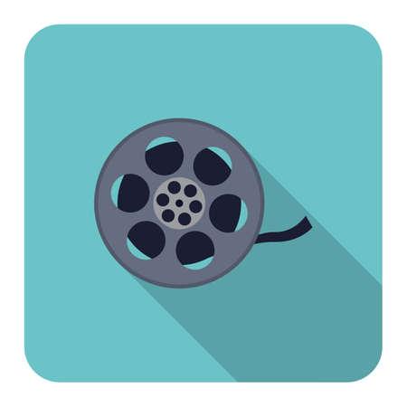 cinematic: film reel