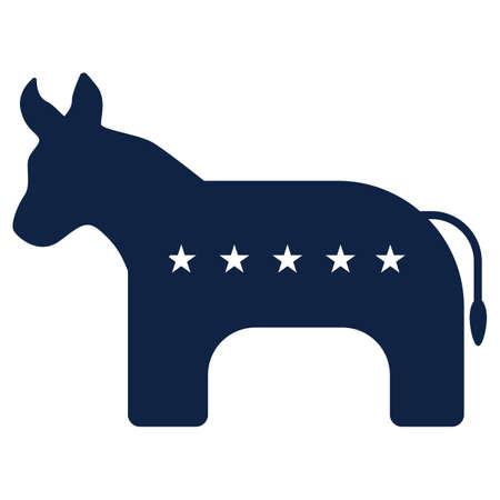 democrat party: usa democrat party symbol