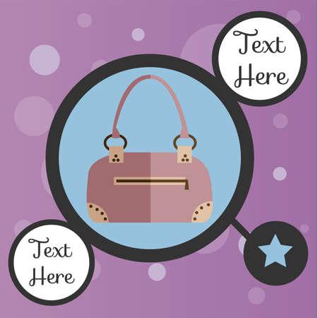handbag: handbag Illustration