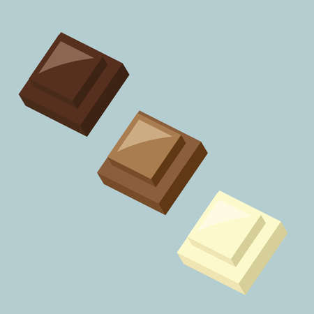 chocolate pieces: chocolate pieces