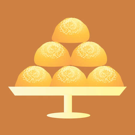 teatime: pastry puffs