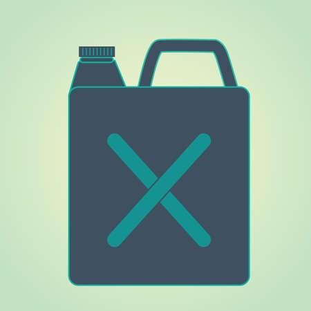 motor oil: motor oil bottle