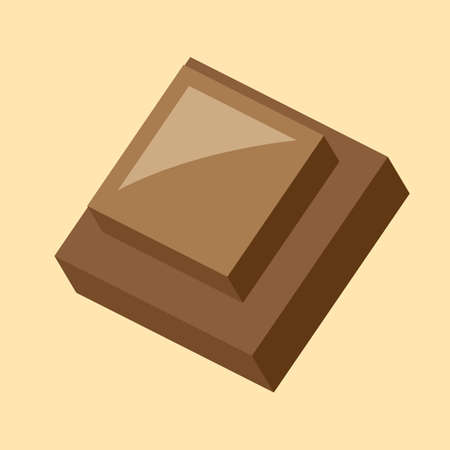 piece: chocolate piece