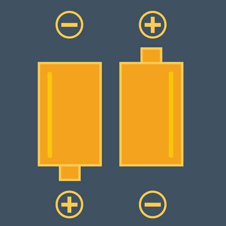 positive energy: alkaline batteries