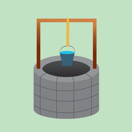 hanged: water well