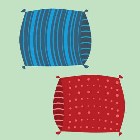 cushions: cushions