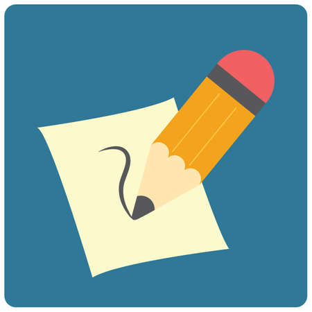 scribbling: pencil scribbling on paper