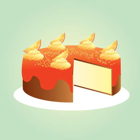 teatime: cake cut
