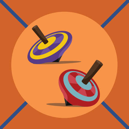 spinning top: spinning top