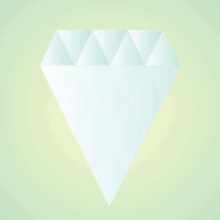 carats: diamond Illustration