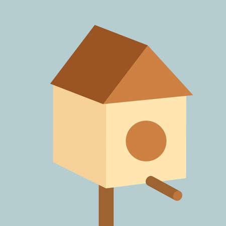 habitats: bird house