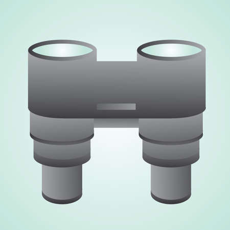binoculars view: binoculars